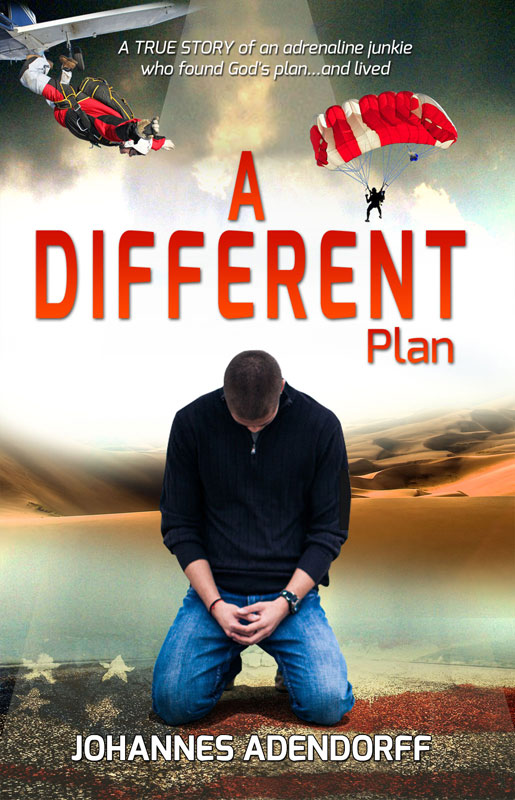 A DIFFERENT PLAN - PAPERBACK ENGLISH